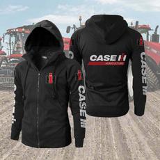 case, Fashion, Zip, Coat