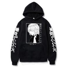 japanesestylegraphictop, Fashion, unisex clothing, tokyorevenger
