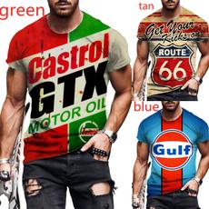 route66, Summer, Fashion, Shirt