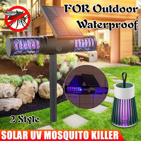 gardensolarlight, flykiller, solarmosquitokiller, Garden