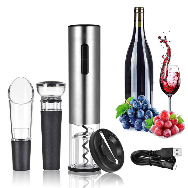led, electriccanopener, winegift, automaticcordle