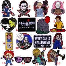 childsplay, killerbrooch, chucky, Halloween