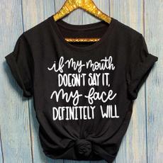 topsamptshirt, graphic tee, summer t-shirts, women's fashion T-shirt