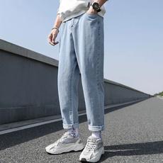 men's jeans, Fashion, Waterproof, pants