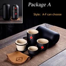 Coffee, ceramicteaset, Cup, purple