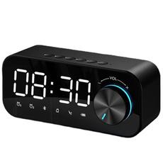 Clock, alarmclockwithtemperature, dualalarmsalarmclock, Bluetooth