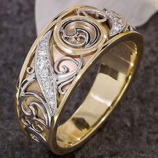 goldringsforwomen, birthdaygiftset, gold, Classics