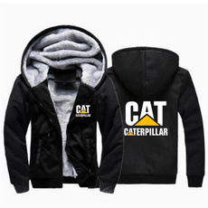 Cat Sweatshirt, Fashion, Winter, quilted