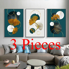 leaves, canvasart, living room, fashiongift