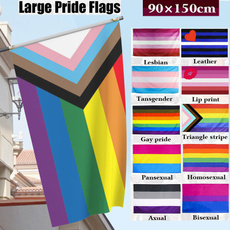 rainbow, homosexual, Love, lesbianprideflag