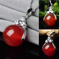carneliannecklace, Sterling, Jewelry, Gifts
