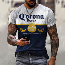 Mens T Shirt, Printed T Shirts, Necks, Man t-shirts