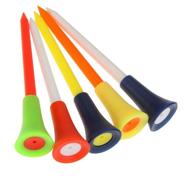 Golf, golftool, multicolorgolftee, golftrainingtool