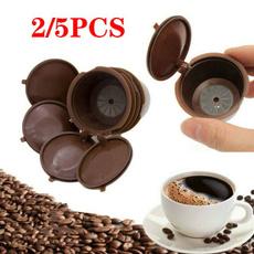 coffeefilterreusable, Coffee, capsulecoffeefiltercup, Dolce