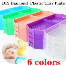 Box, tray, plasticdrilltray, Jewelry