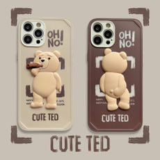 caseforiphone12, case, caseforiphone11, Teddy