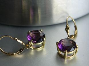 DIAMOND, gold, wedding earrings, ear studs
