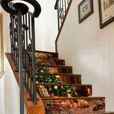 Home Decor, staircase, Stickers, Tree
