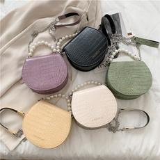 fashionallmatchbag, Shoulder Bags, Fashion, pearls