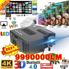Mini, Video Games, led, projector