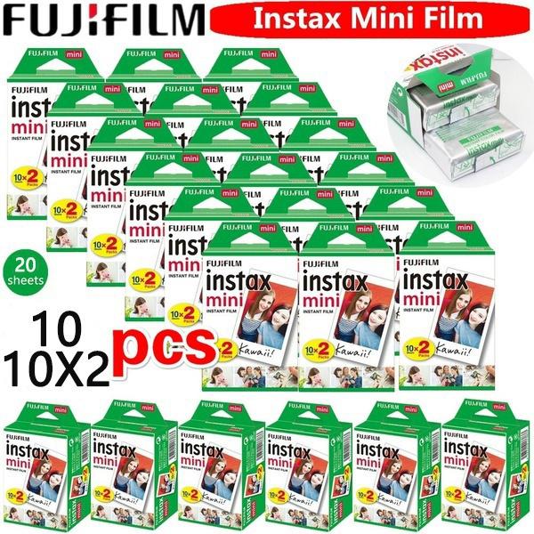Mini, fujifilmphotopaper, polaroidpaper, camerasampcamcorder