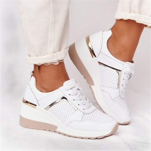 wedge, Sneakers, Fashion, shoes for womens