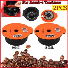 Plastic, coffeefilterscone, Coffee, reusablecoffeecapsulecup