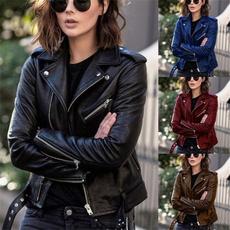 leatherjacketforwomen, Plus Size, jaqueta, Fashion