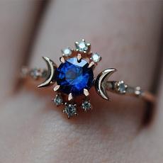 bohoring, Blues, Star, wedding ring