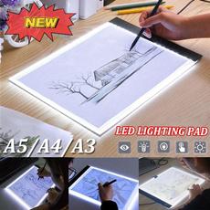 Box, artcraft, led, usb