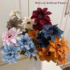 fakefoliageflower, artificialfakesilkflower, Flowers, fakenarcissusflower