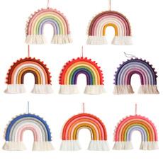 kids, rainbow, Tassels, rainbowtapestry