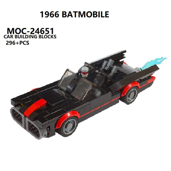 carmodel, Bat, Toy, Lego