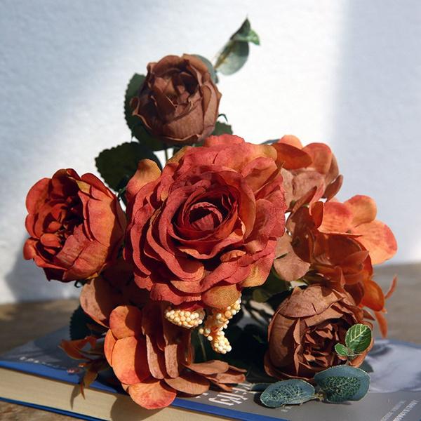 Beautiful, Flowers, Home & Living, Rose