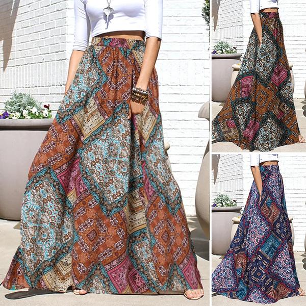 skirtforwomen, long skirt, retroskirt, plussizeskirt