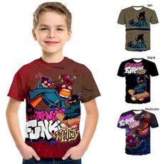 Summer, Kids & Baby, short sleeves, kidstshirt