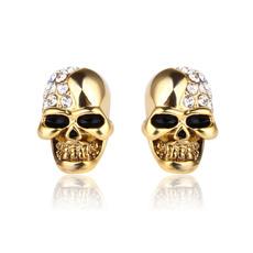party, punk earring, vintage earrings, Jewelry