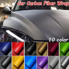 Car Sticker, carbonfiberfilm, Fiber, Waterproof