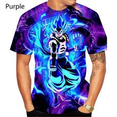 Dragonball, Plus Size, Shirt, Sleeve