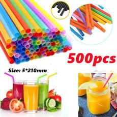 Summer, Cocktail, straw, plasticstraw