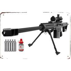Heavy, airsoft', Shotgun, sniper