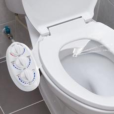bathroomgadget, Bathroom, toiletseatsprayer, toiletflusheraccessorie