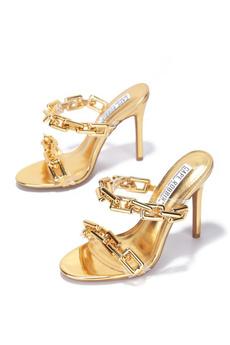 Sandals, Jewelry, gold, caperobbin