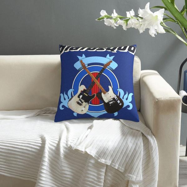 geometricsquarepillowcase, Home Decor, bedroompillow, beachcarcushioncover