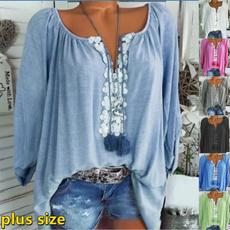 blouse, Fashion, Sleeve, loose top