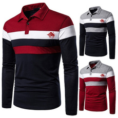 Fashion, Shirt, Long sleeved, Polo T-Shirts