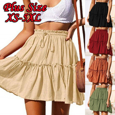 sexyshortskirt, Plus Size, Fashion, ladiesskirt