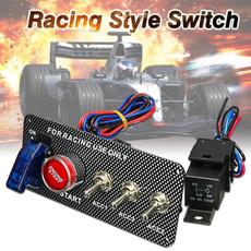 enginestartpushbutton, led, Cars, racingcarswitchpanel
