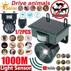 animalrepeller, Sensors, Outdoor, Animal