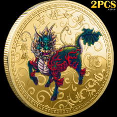 Collectibles, collectiblecoin, kylin, Chinese